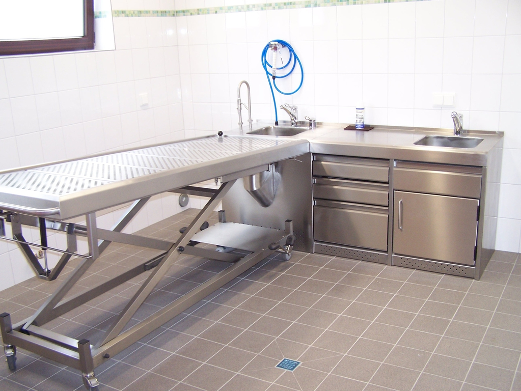 Hoehle Medical Gmbh Embalming Station