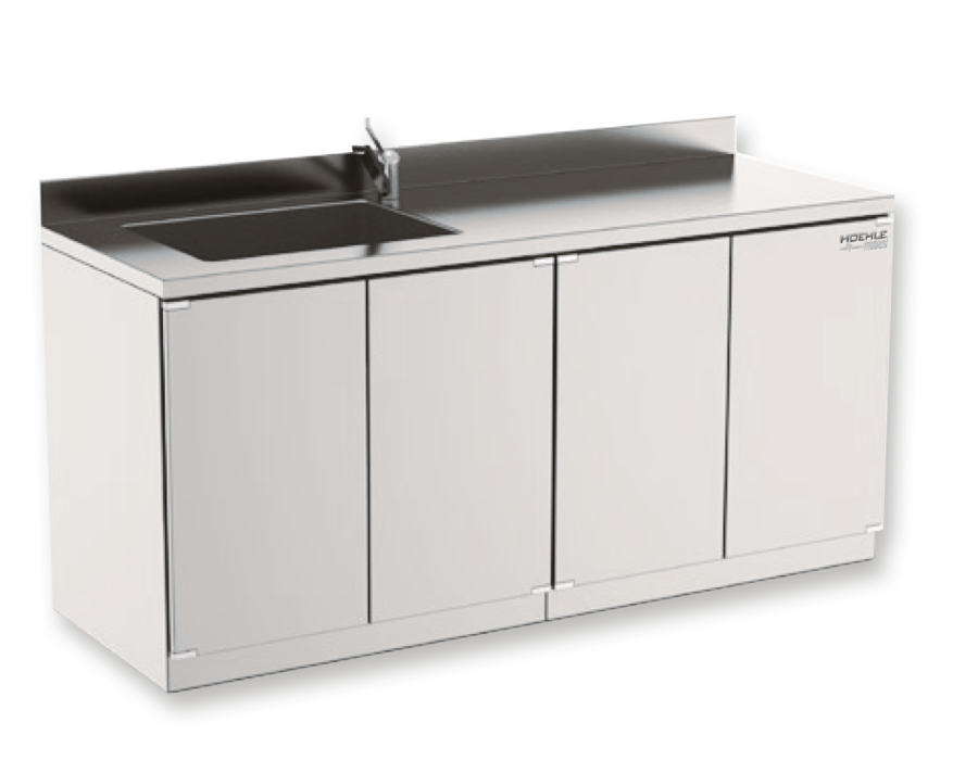 Hoehle Medical Gmbh Sink Bench With Sink Amp Lever Control